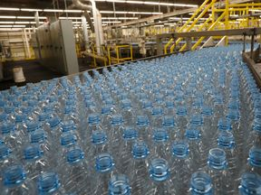 It is hoped the scheme will cut the number of plastic bottles in circulation