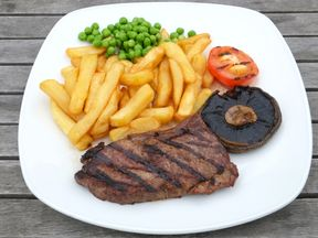 Weatherspoon's Steak Club is extremely popular