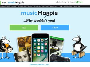 MusicMagpie parent looks to swoop onto London stock market