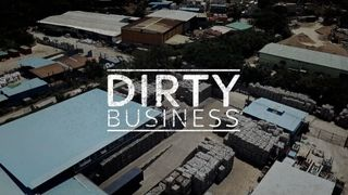 Dirty Business title