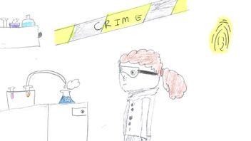 Forensic scientist, Zahira, 10