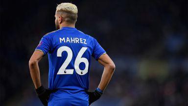 Mahrez's best Leicester goals