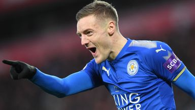 Vardy 'the perfect inspiration'