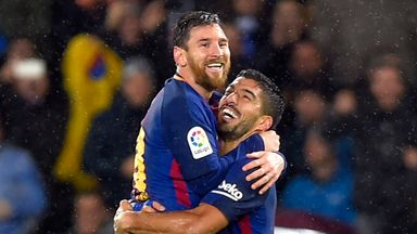 Real Sociedad 2-4 Barcelona