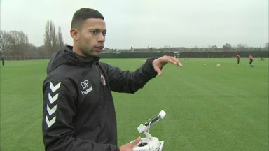 Drones: Football's new tactics tool?
