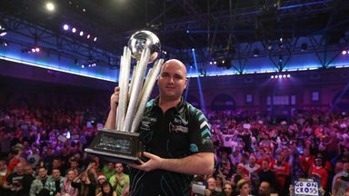 Biggest shocks at Ally Pally