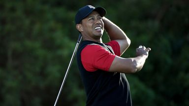 Woods hints at double Ryder Cup role