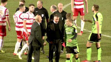 Ferguson rages at match officials