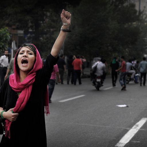 Iranian regime's 'halal' internet stifling protest