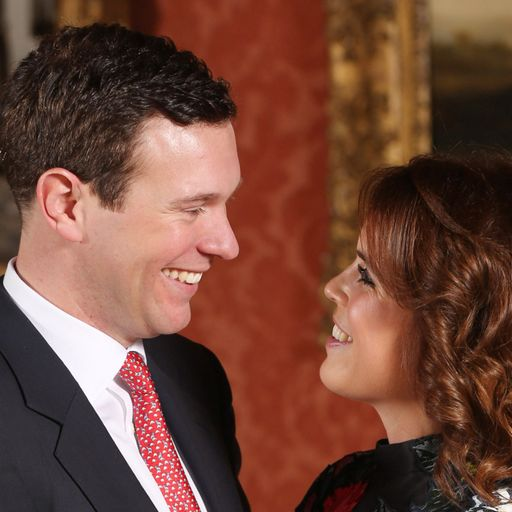 Princess Eugenie's wedding: Ultimate guide
