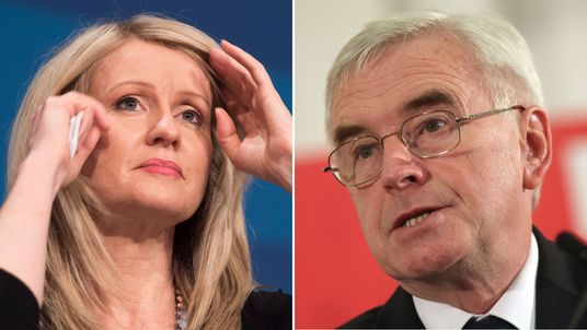 Esther McVey and John McDonnell