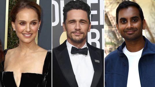 Natalie Portman, James Franco, Aziz Ansari