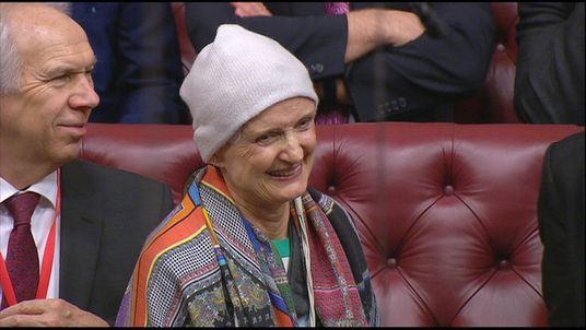 Former minister Dame Tessa Jowell makes a moving speech about cancer in the House of Lords