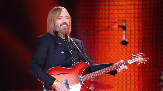 Tom Petty died in October
