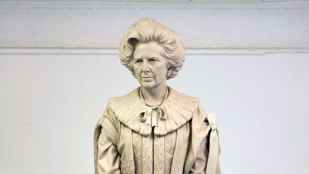 'No handbag?' Thatcher statue rejected