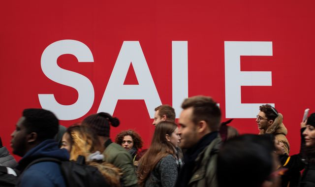 January sales drive pre-Brexit shopping spree - ONS