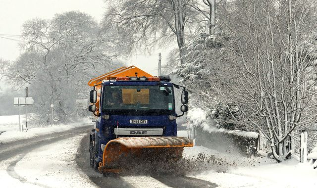 'Beast from the East' on its way