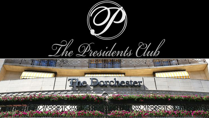 The Dorchester Hotel and The Presidents Club