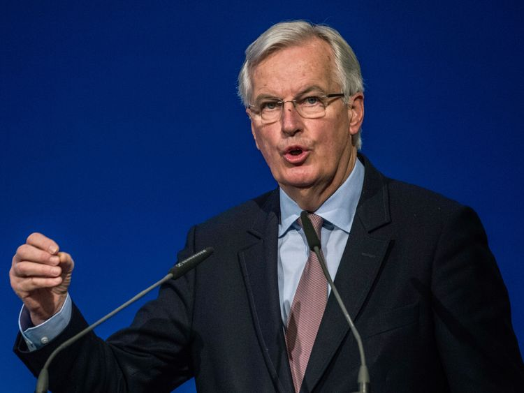 MICHEL BARNIER GETTY STILL