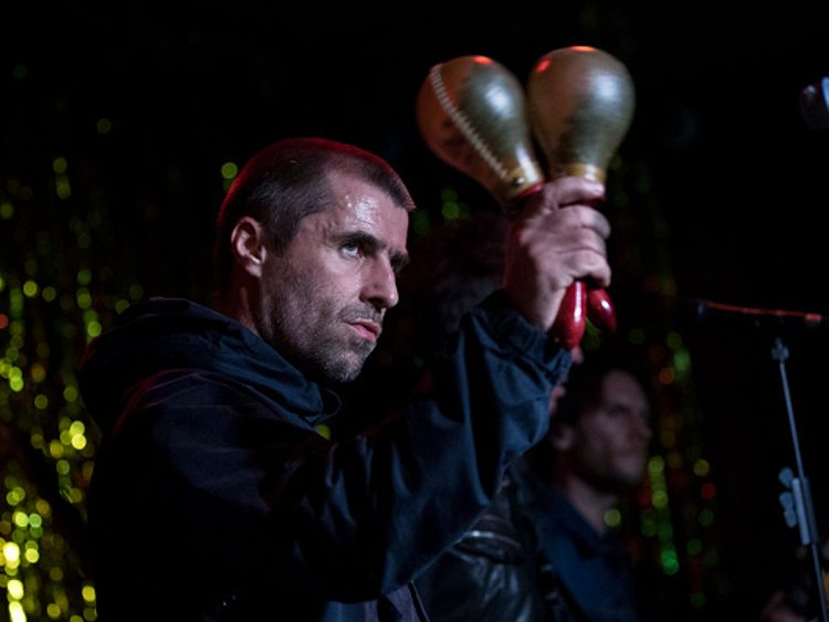 Image Liam Gallagher Has Now Brought Noels Wife Into The Row