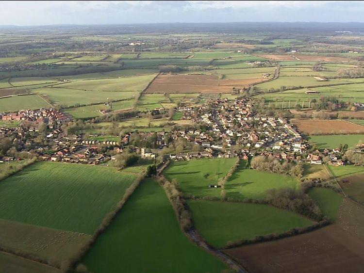 Maids Moreton in Buckinghamshire