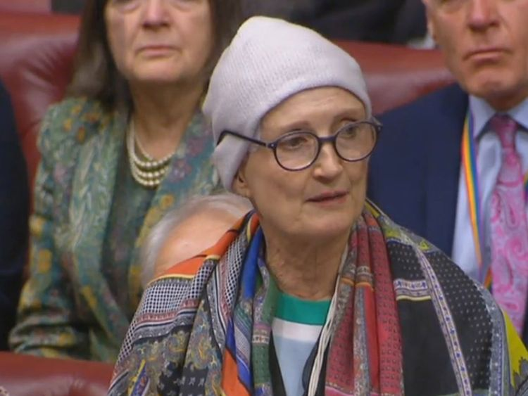 Dame Tessa called on the Government to do more in the fight against cancer