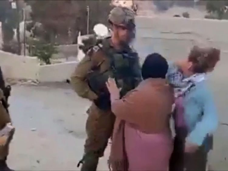 The Tamimi clan are well known for their activism.