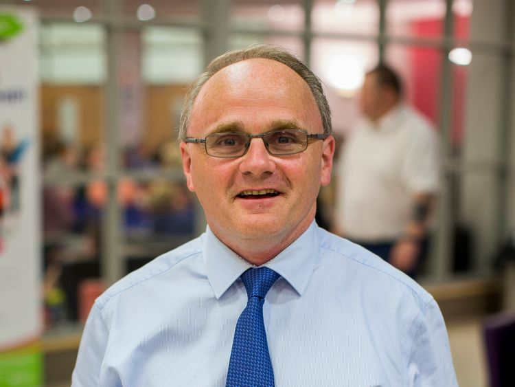Barry McElduff suspended by Sinn Fein for three months