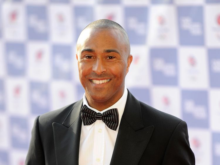 Colin Jackson has also received damages