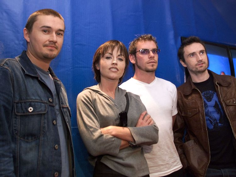 Cranberries star's boyfriend: My heart is beyond repair