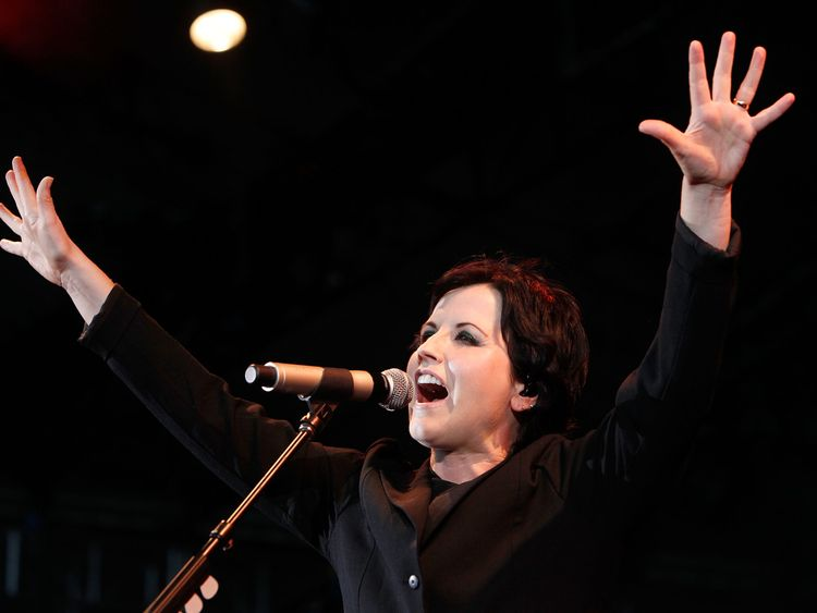 Dolores O'Riordan was to sing on a new version of Zombie with Bad Wolves