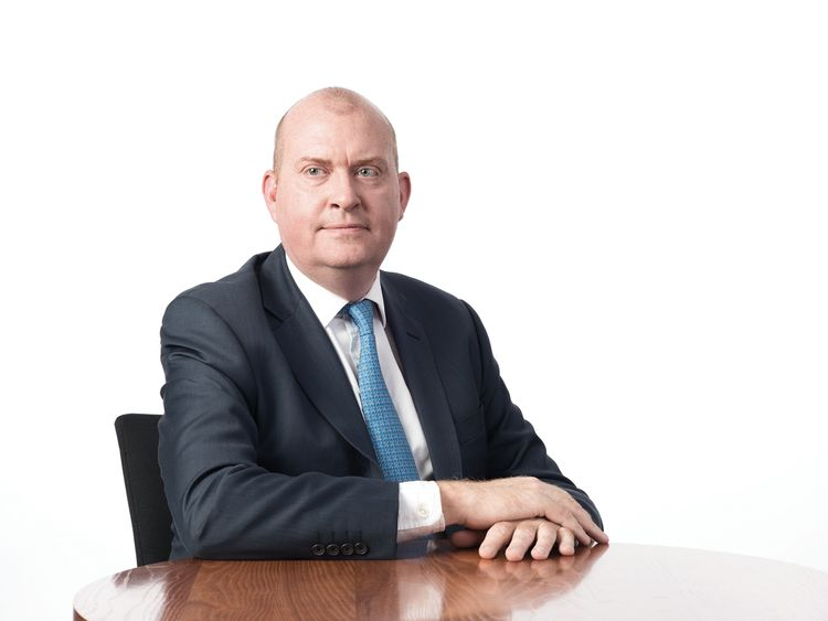 Dominic Blakemore was an internal appointment at Compass. Pic: Compass