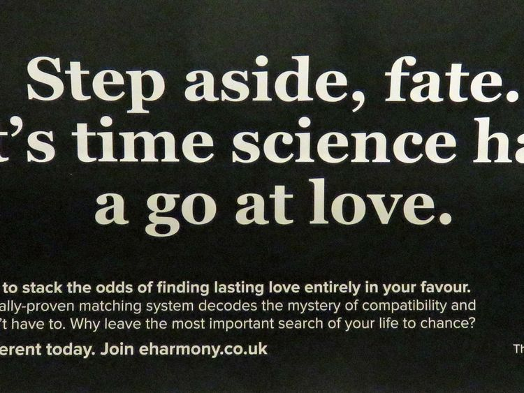 eHarmony accused of