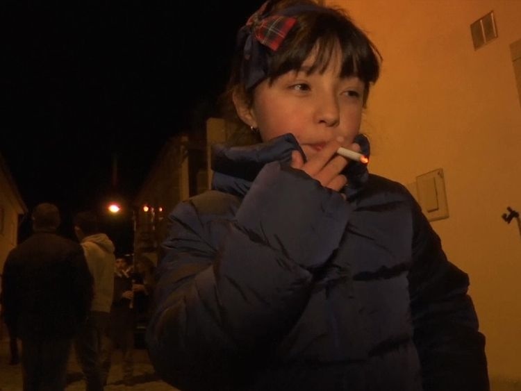 Village encourages children to smoke for festival