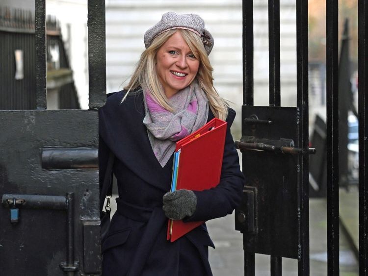 McVey's dismay as Labour 'lynching' row is reignited