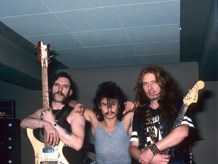 Motorhead guitarist Fast Eddie Clarke dies
