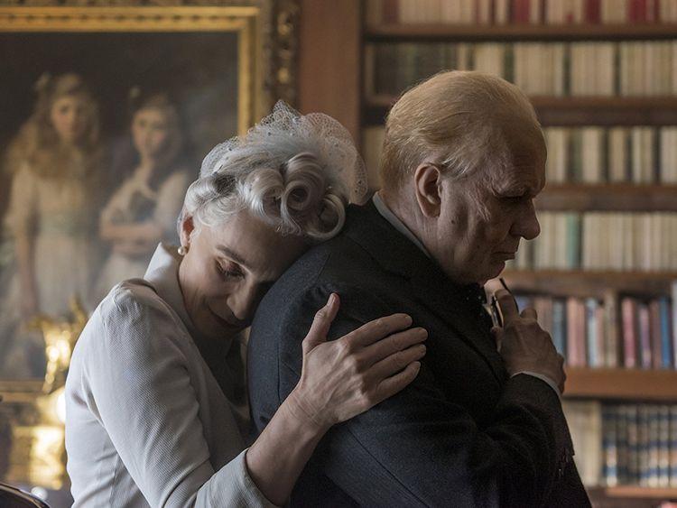Gary Oldman's Churchill transformation 'uncanny'