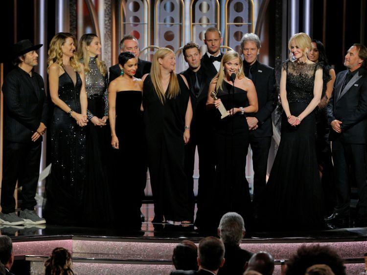 Big Little Lies won best TV limited series