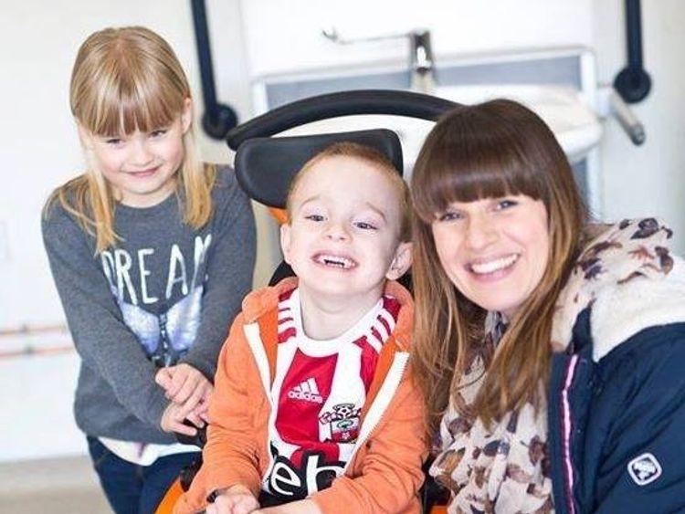 Mum's battle over 'horrendous' disabled loos