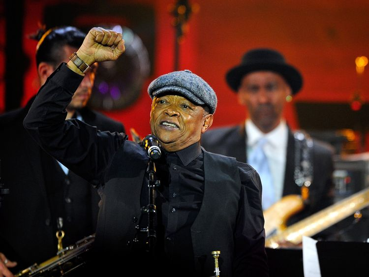 South African Jazz Legend, Hugh Masekela Dies At 78