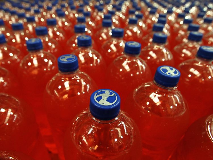 The manufacturers of Irn-Bru, AG Barr, insist customers won't be able to tell the difference