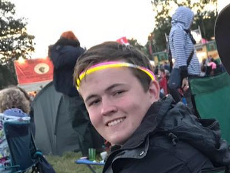 Second year student James Thomson was found dead in his bedroom last October
