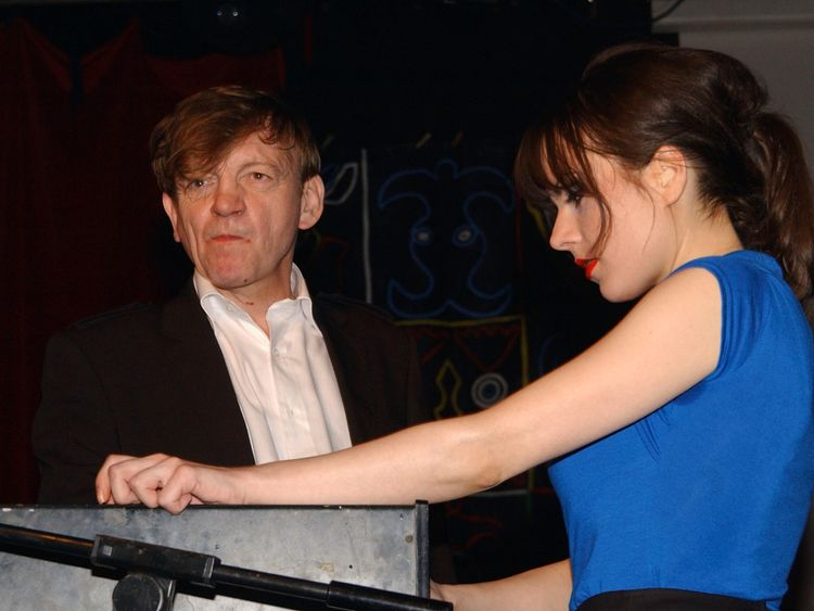 Mark E Smith's cause of death revealed