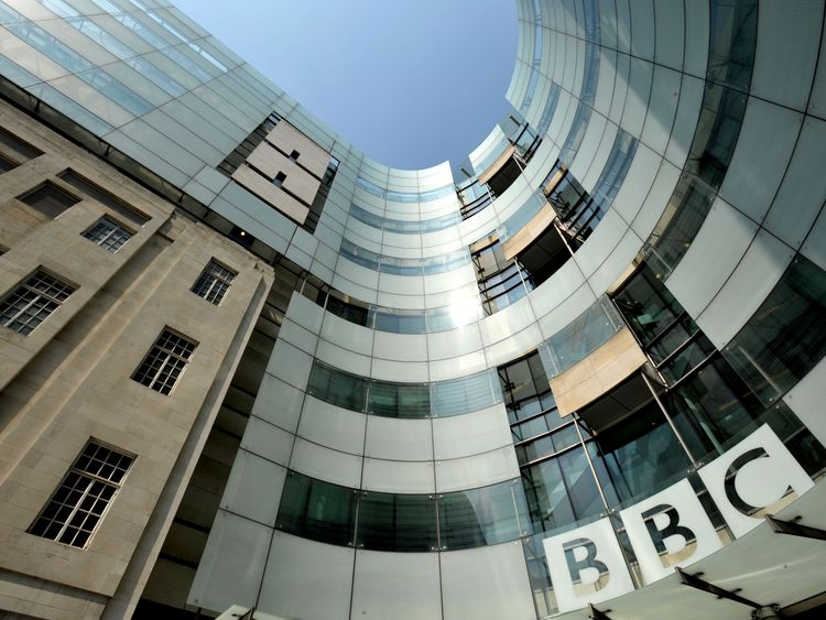 Where are the women? BBC's best paid are still men