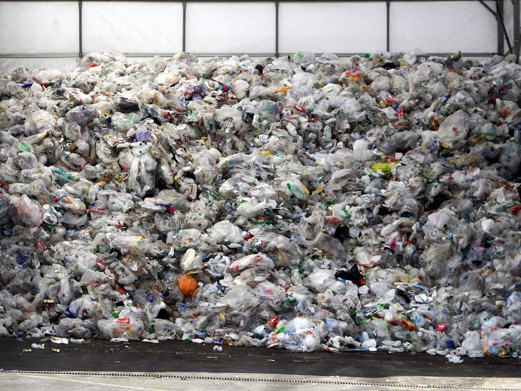 PM declares 'plastic war' and extends bag charge