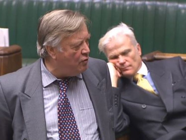 It was my 5.30am swim! MP defends Commons nap