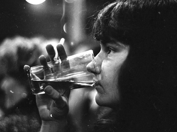 Smoking in pubs