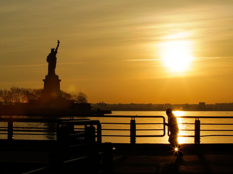 The Statue of Liberty will reopen after New York's governor said the state would foot the bill