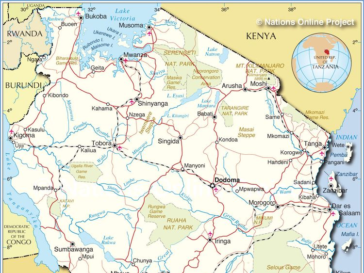 Tandahimba Is located in the district of Mtwara