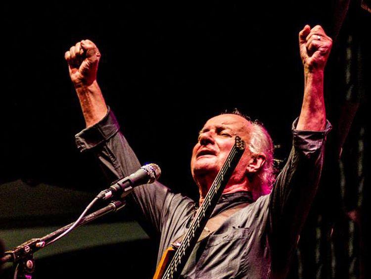 Zombies and Kinks bassist Jim Rodford dies